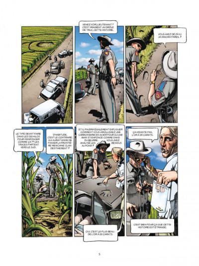 Page 3 l'histoire secrète tome 27 - santa muerte