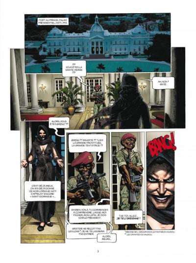 Page 1 l'histoire secrète tome 28 - la ville aux mille piliers