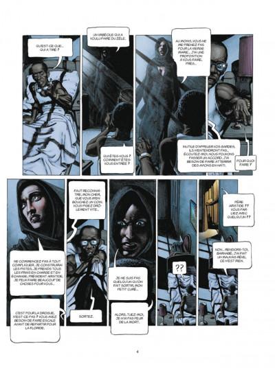 Page 2 l'histoire secrète tome 28 - la ville aux mille piliers