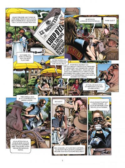 Page 3 l'histoire secrète tome 28 - la ville aux mille piliers