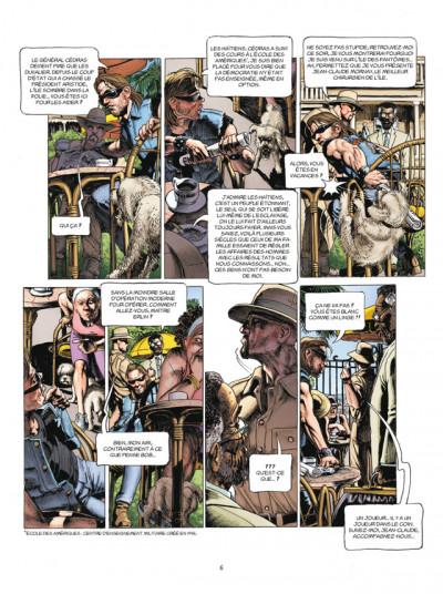 Page 4 l'histoire secrète tome 28 - la ville aux mille piliers