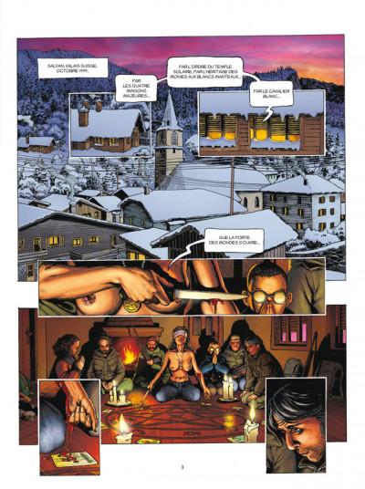Page 1 l'histoire secrète T.29 - opération Bojinka