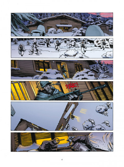 Page 2 l'histoire secrète T.29 - opération Bojinka