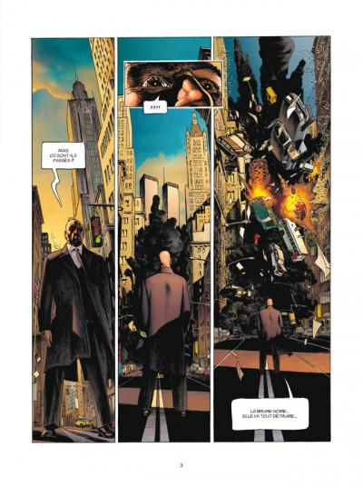 Page 1 L'histoire secrète tome 30 - ground zero