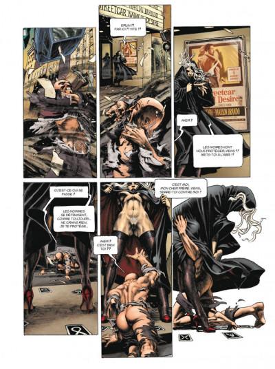 Page 2 L'histoire secrète tome 30 - ground zero