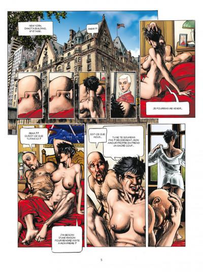 Page 3 L'histoire secrète tome 30 - ground zero