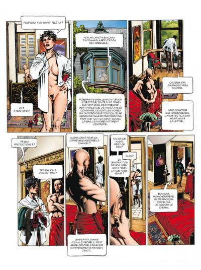 Page 4 L'histoire secrète tome 30 - ground zero