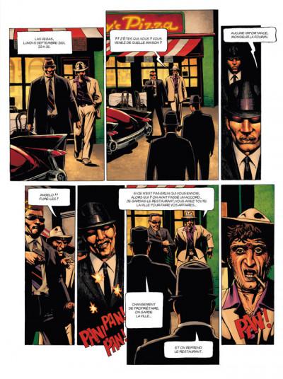 Page 1 l'histoire secrète tome 31 - les maîtres du jeu