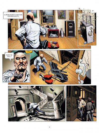 Page 2 l'histoire secrète tome 31 - les maîtres du jeu