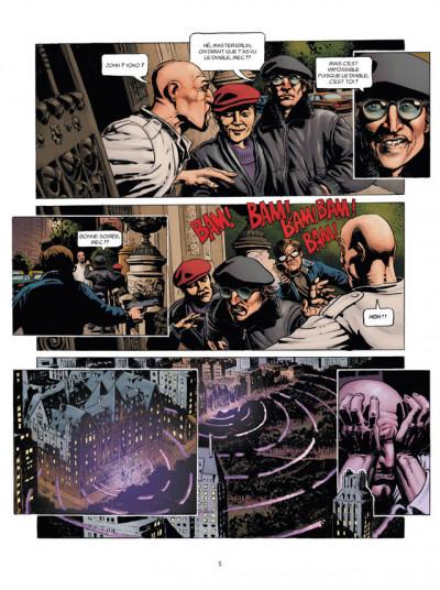 Page 3 l'histoire secrète tome 31 - les maîtres du jeu