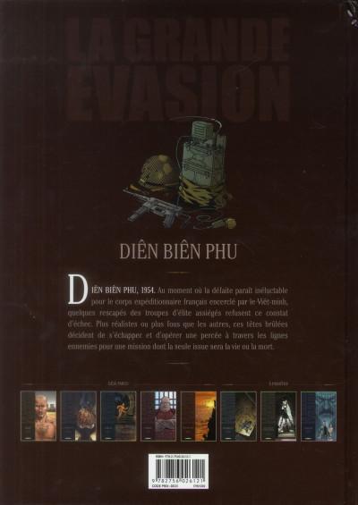 Dos la grande évasion tome 4 - Diên Biên Phu