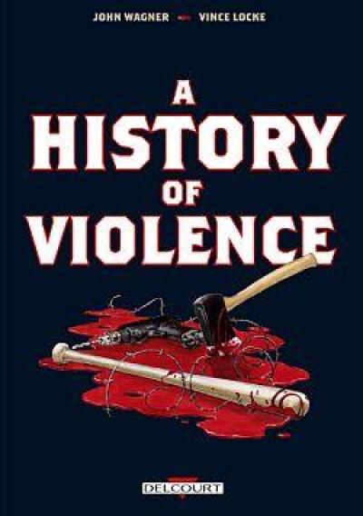 Couverture a history of violence (édition 2012)
