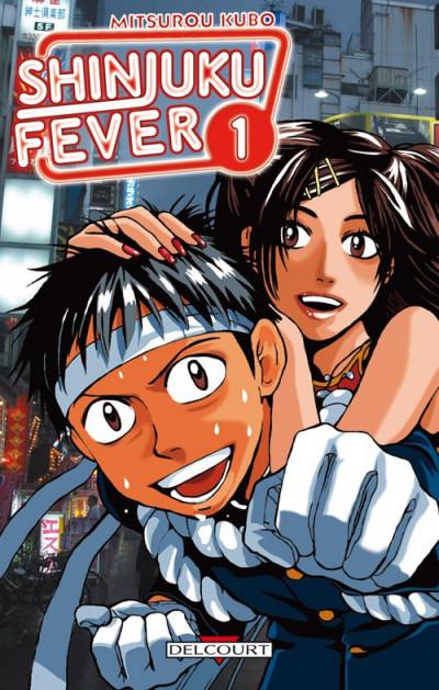 Couverture Shinjuku fever tome 1