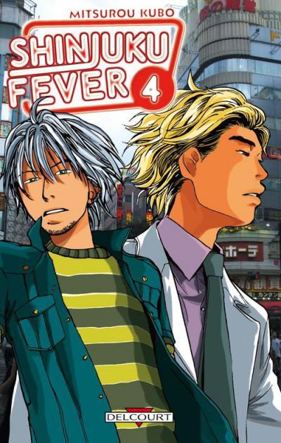 image de shinjuku fever tome 4
