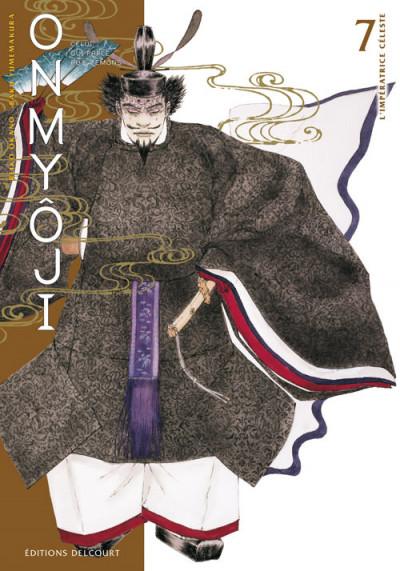 Couverture Onmyoji, celui qui parle aux démons tome 7