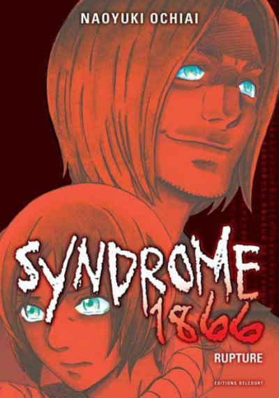 Couverture syndrome 1866 tome 9