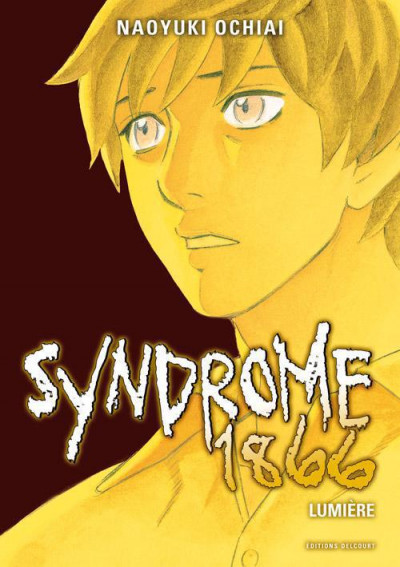 Couverture syndrome 1866 tome 10