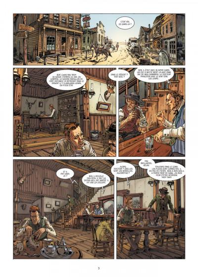 Page 1 l'homme qui n'aimait pas les armes à feu tome 2 - sur la piste de Madison