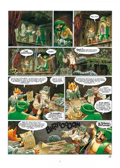 Page 1 de cape et de crocs - intégrale tome 3 et tome 4
