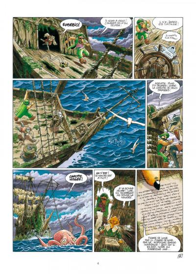 Page 2 de cape et de crocs - intégrale tome 3 et tome 4
