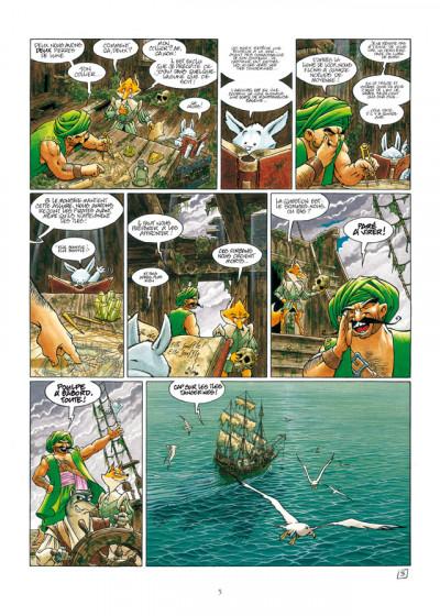 Page 3 de cape et de crocs - intégrale tome 3 et tome 4
