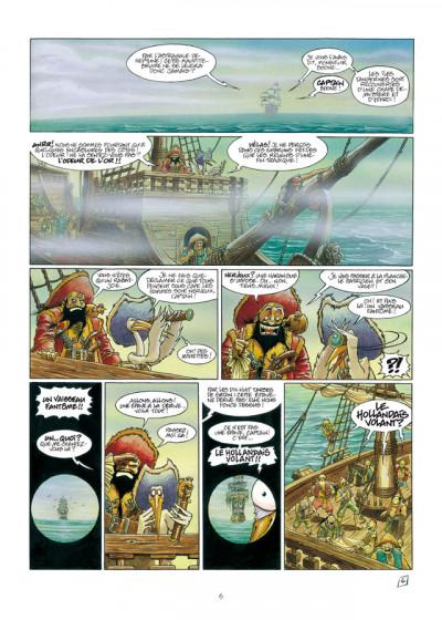 Page 4 de cape et de crocs - intégrale tome 3 et tome 4