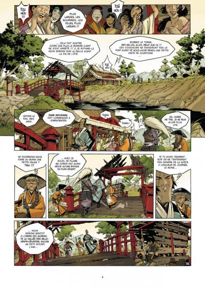 Page 2 Okko - le cycle de l'air - intégrale tome 5 et tome 6