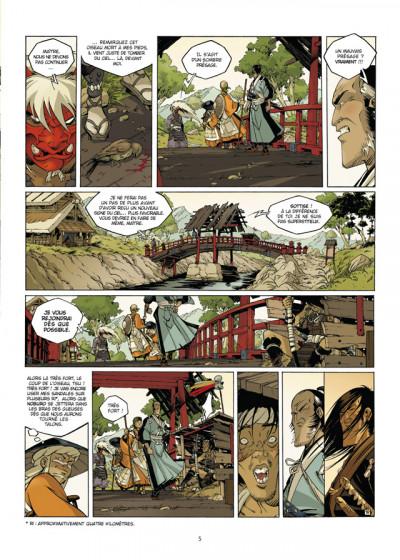 Page 3 Okko - le cycle de l'air - intégrale tome 5 et tome 6