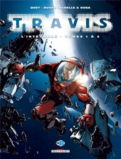 image de Travis - intégrale tome 1 à tome 5