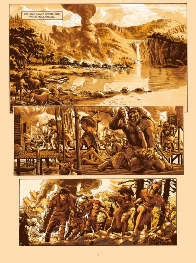 Page 1 L'histoire secrète - intégrale tome 1 à tome 4