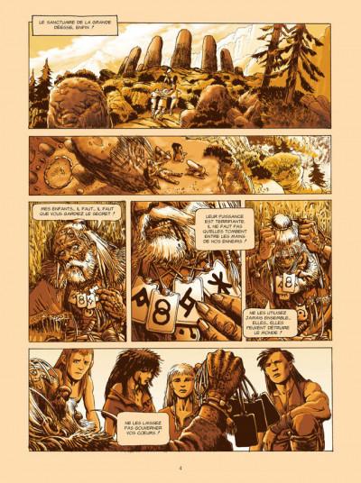 Page 2 L'histoire secrète - intégrale tome 1 à tome 4