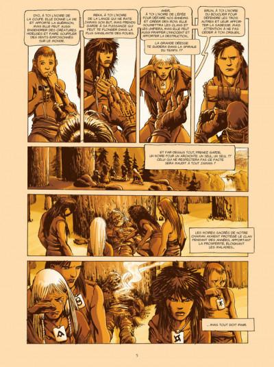 Page 3 L'histoire secrète - intégrale tome 1 à tome 4