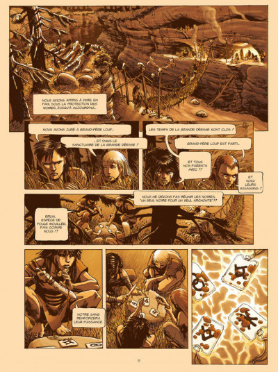 Page 4 L'histoire secrète - intégrale tome 1 à tome 4