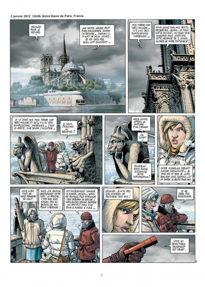 Page 1 le chant des stryges tome 14 - saison 3 - édition luxe