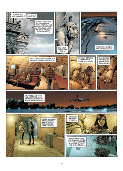 Page 2 le chant des stryges tome 14 - saison 3 - édition luxe