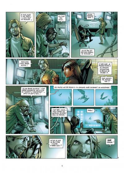 Page 4 le chant des stryges tome 14 - saison 3 - édition luxe
