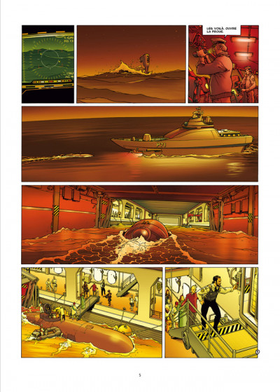 Page 3 golden city tome 9 - édition luxe