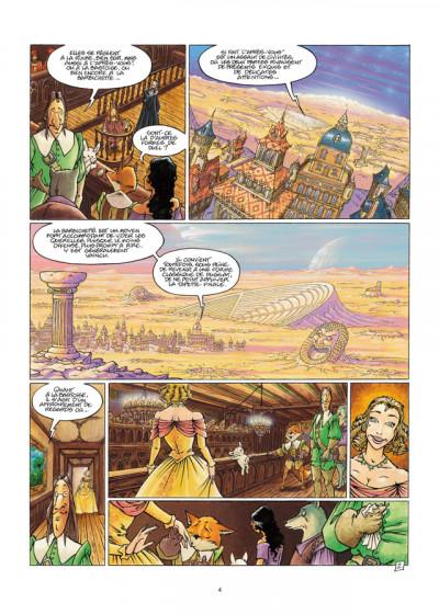 Page 2 de cape et de crocs tome 10 - de la lune à la terre - Édition 25 ans