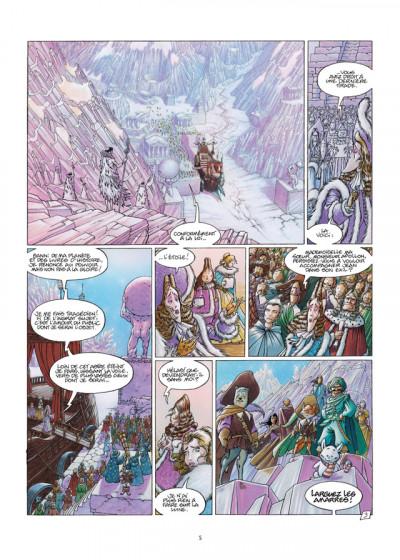 Page 3 de cape et de crocs tome 10 - de la lune à la terre - Édition 25 ans
