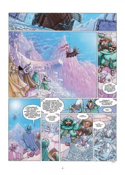 Page 4 de cape et de crocs tome 10 - de la lune à la terre - Édition 25 ans