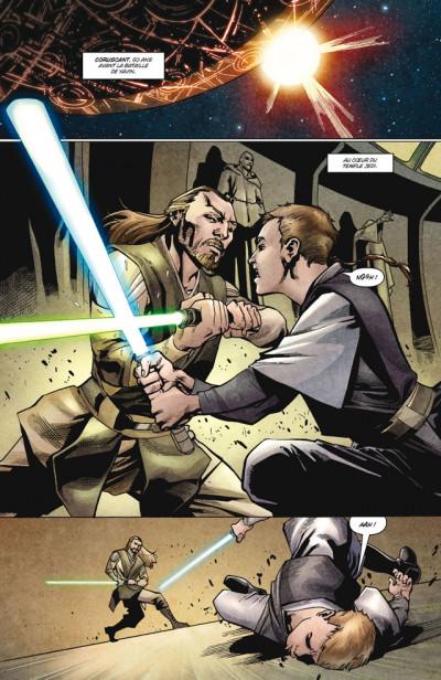 Page 1 Star Wars - légendes - l'Ordre Jedi T.1 - le destin de Xanatos