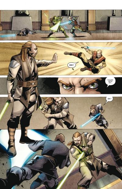 Page 2 Star Wars - légendes - l'Ordre Jedi T.1 - le destin de Xanatos