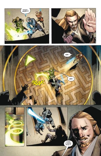 Page 3 Star Wars - légendes - l'Ordre Jedi T.1 - le destin de Xanatos