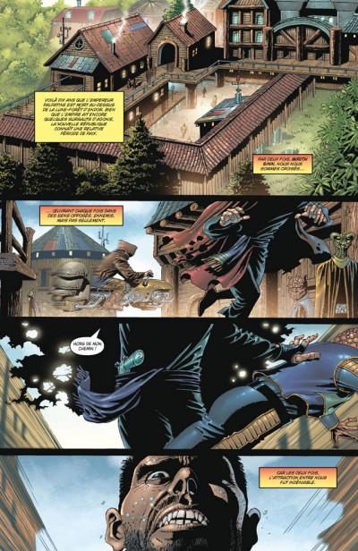 Page 1 star wars - l'empire écarlate tome 3 - l'empire perdu