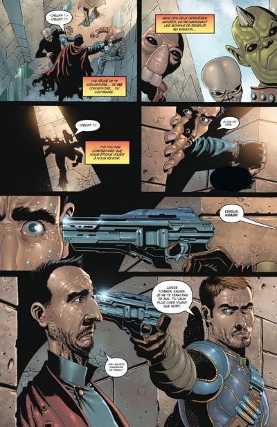 Page 2 star wars - l'empire écarlate tome 3 - l'empire perdu