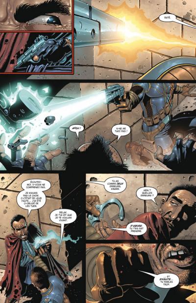 Page 3 star wars - l'empire écarlate tome 3 - l'empire perdu
