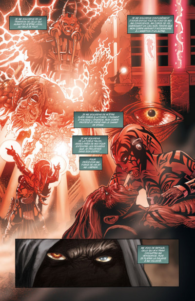 Page 3 Star Wars - Legacy T.10 - guerre totale