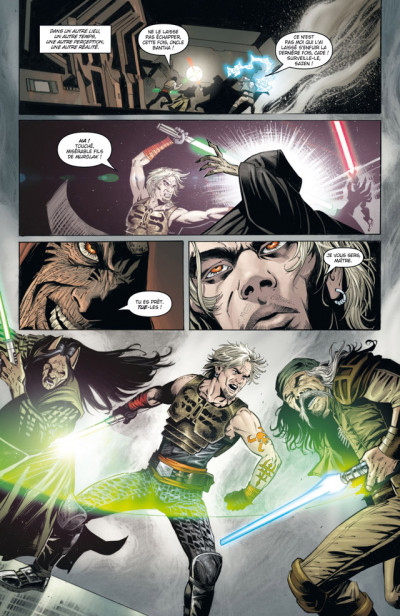 Page 4 Star Wars - Legacy T.10 - guerre totale