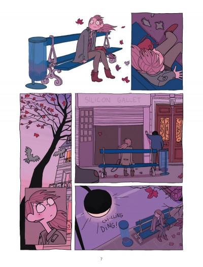Page 1 la page blanche