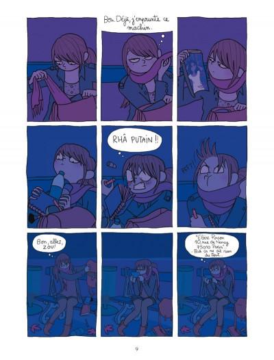 Page 5 la page blanche